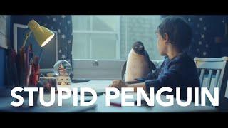 John Lewis Christmas Advert PARODY 2014 - #MontyThePenguin #PenguinMadness