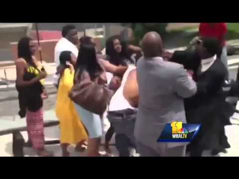 Randallstown students react to fight at graduation