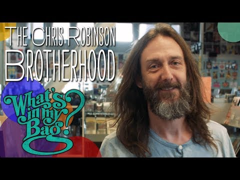 The Chris Robinson Brotherhood  What's in My Bag?