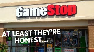Asking Gamestop If I Should Buy An Xbox One Or Ps4...  Not What I Expected