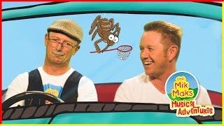 Grandpa's Ute - Farm Animals Kids Song - Rocking Children's Songs - The Mik Maks.