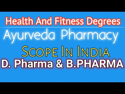 Ayurveda Pharmacy || D Pharma Ayurveda || Scope Of Ayurveda Pharmacy || Career  Ayurvedic Pharmacy