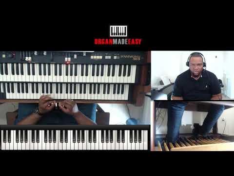 R&B Organ Chords - Donny Hathaway (L#43)