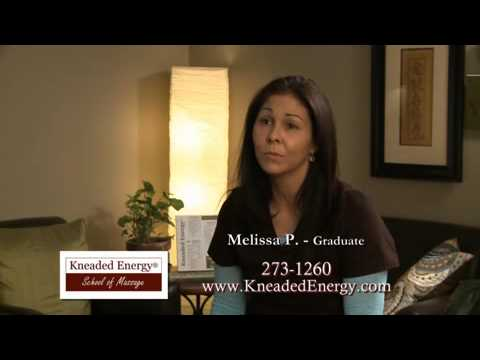 Kneaded Energy School of Massage Commercial 2 - February 2014