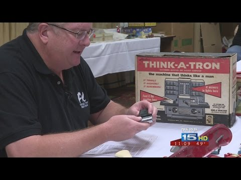 FX Vintage Toy Road Show comes to Fort Wayne