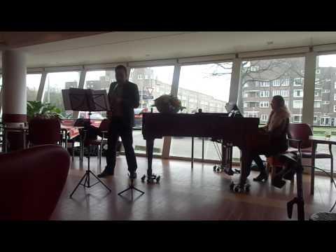 Olivier Gomes En Marie-Jose Keijzers Spelen Maurice