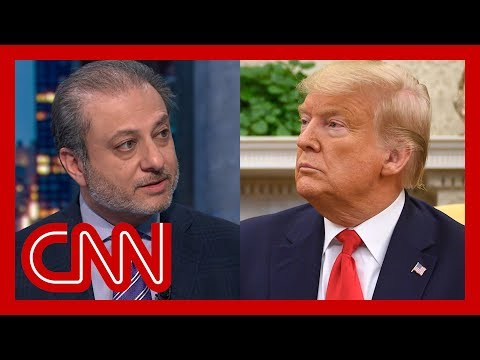 Preet Bharara Sounds The Alarm On Donald Trump's Move