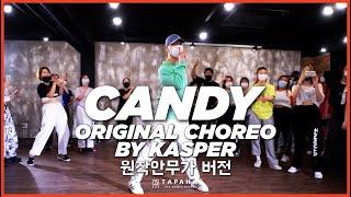 [타파하_안무영상_원작자버전]백현(Baekhyun) - Candy / Choreo By Kasper