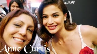 Anne Curtis and Chris Martinez Day 2 at the FEFF