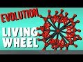 Evolving the Living Wheel! - Evolution Simulator