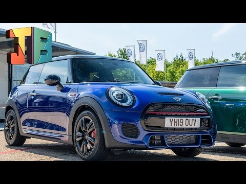 2019 MINI Cooper S JCW 🚘 REVIEW & First Look