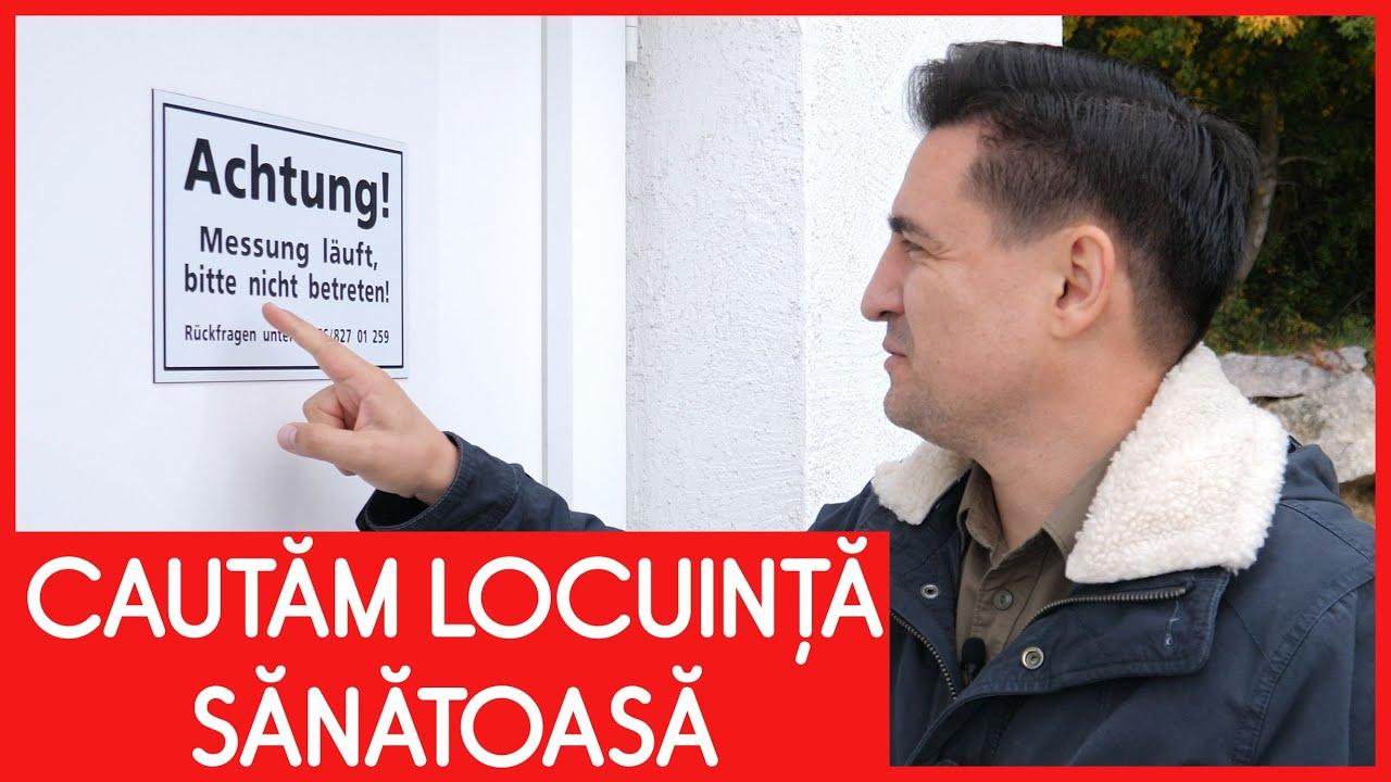 CĂUTĂM LOCUINȚA SĂNĂTOASĂ - CASEBUNE.RO - activați