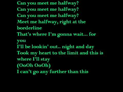lyrics song meet me halfway blackeyed peas