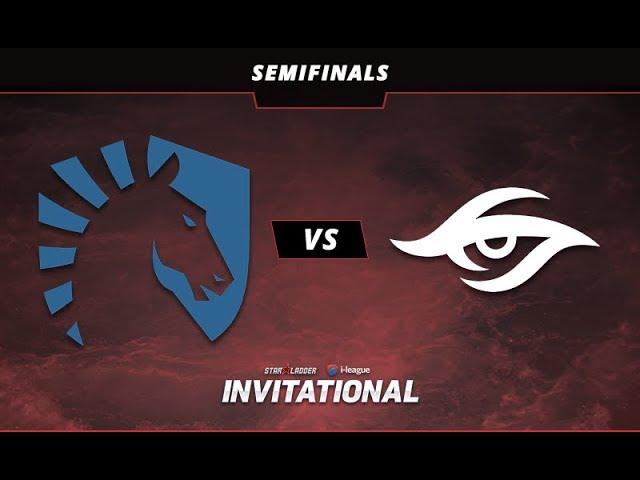 Liquid vs Secret Game 1 - SL i-League S3 LAN Finals: Semifinals - @ODPixel @Fogged
