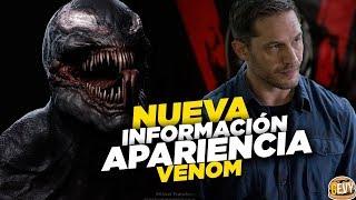 NUEVA INFORMACIÓN | IMÁGENES | DISEÑO DE VENOM 2018