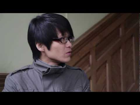 [TKFF 2012] Interview Yi Seung-jun about 'Planet of Snail' at hotdocs (Video produced by Hanbin Kim)