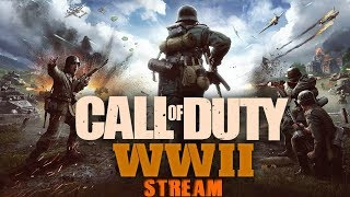 Call of duty World War 2 stream Free for All  ROAD TO 1k SUBS!!!