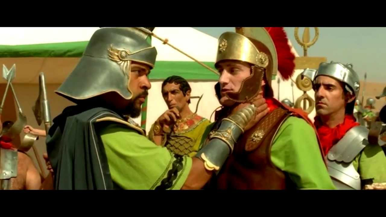 Астерикс и Обеликс: Миссия Клеопатра - Дарт Вейдер - YouTube