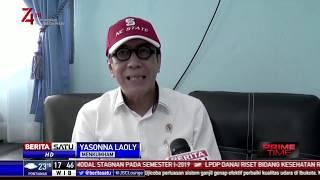 Menkumham Resmikan Lapas Super Maximum Security di Nusakambangan