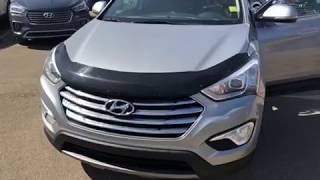 2018 HYUNDAI SANTE FE XL AWD - EDMONTON CONTACT GREGTHECARGUY.COM CALL/TEXT: 587-200-5676