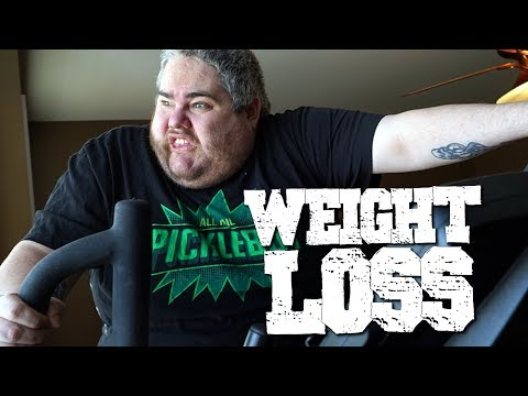 PICKLEBOY CAN'T LOSE WEIGHT!