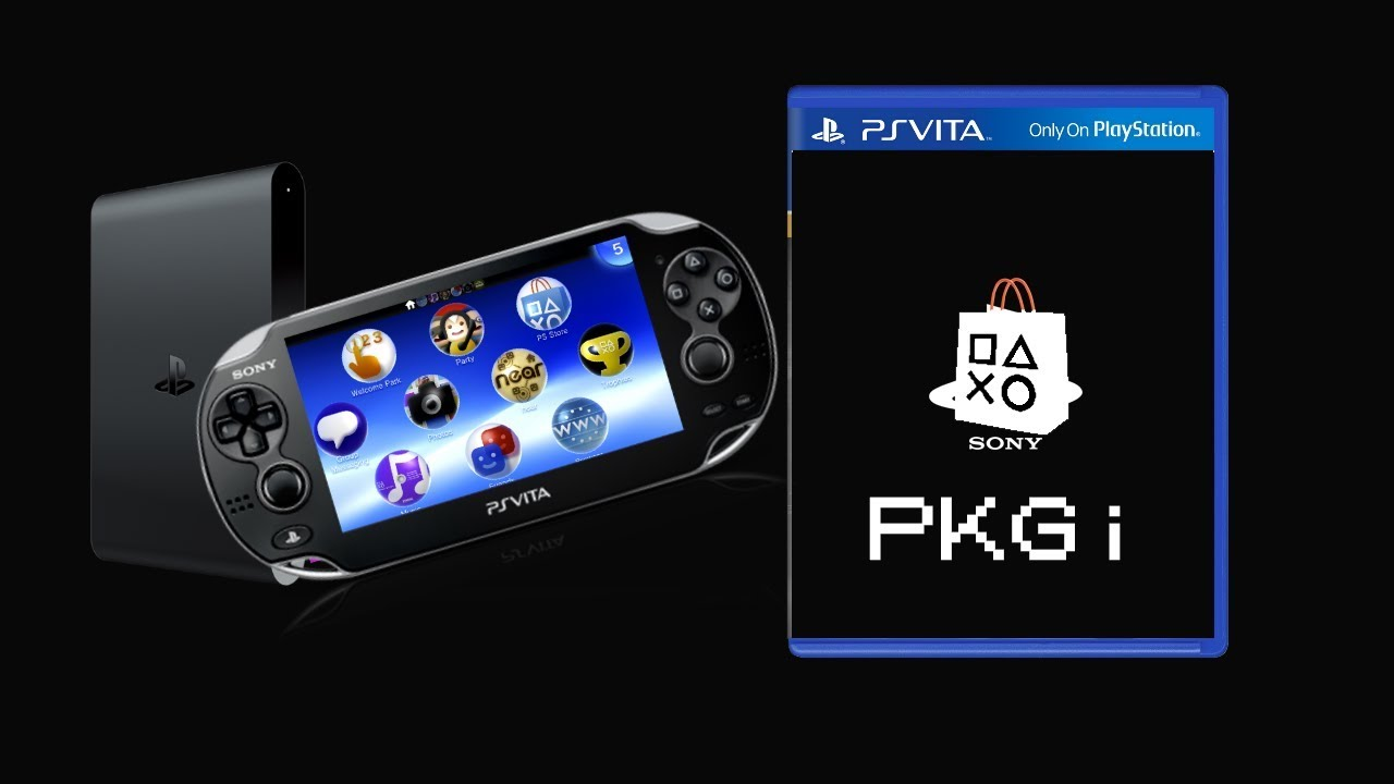 [HENkaku]PKGi - Install PKGs directly to your PS Vita (Basically freeShop  for the Vita)