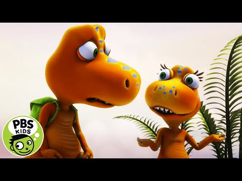 Dinosaur Train | Buddy Misses His Family! | PBS KIDS