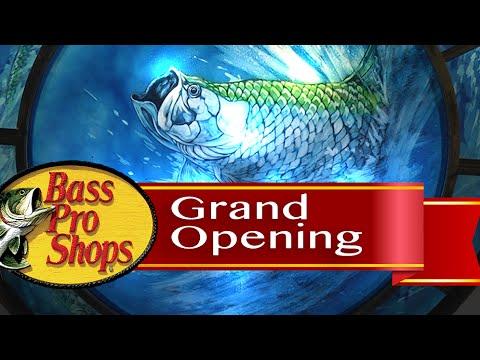 Bass Pro Shops Grand Opening