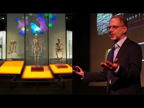 The Story of the Human Body - AMNH SciCafe