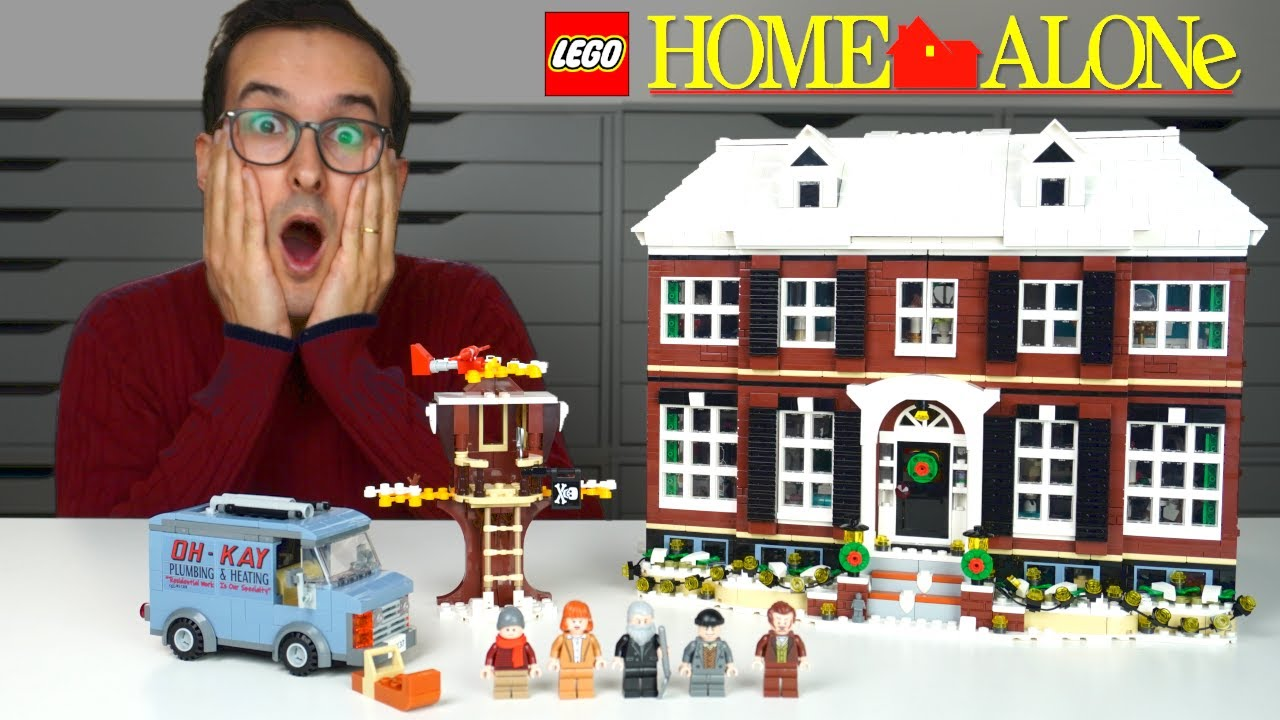Download LEGO HOME ALONE REVIEW