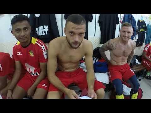BEHIND THE SCENES : Players of Negeri Sembilan FA
