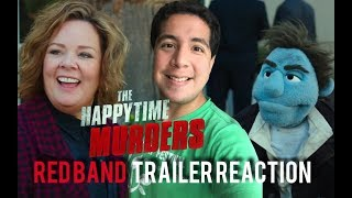 Video The Happytime Murders Red Band Trailer #1 Reaction download MP3, 3GP, MP4, WEBM, AVI, FLV Mei 2018