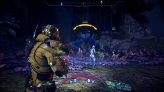 The Most ridiculous OP build in Mass Effect Andromeda ¦ INSANITY