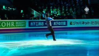 Показательное выступление Дениса Тена после чемпионата мира по фигурному катанию