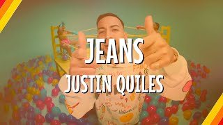 Justin Quiles - Jeans (Lyric Video) | CantoYo