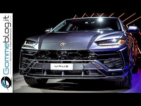 Lamborghini URUS 2018 The World's Best SUV   Is the PERFECT SUV ?