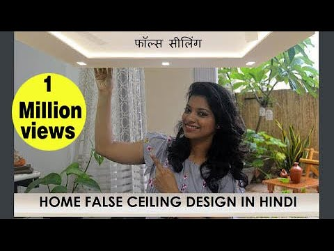 False ceiling design India. False ceiling in hindi. Pop Gypsum ceiling design price. Ask Iosis Hindi