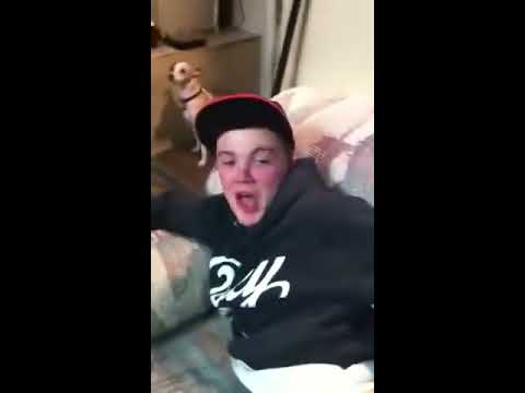 Poor Dude Gets Hairy Ass Waxed