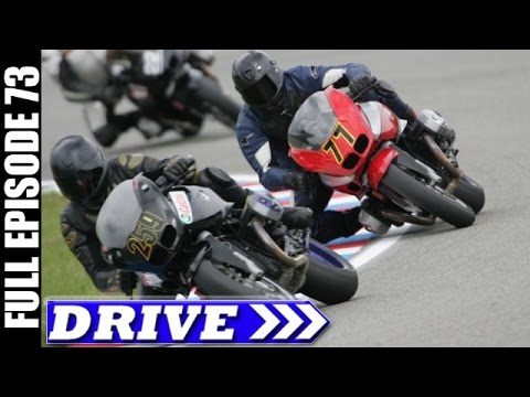 DRIVE TV   BMW Boxer Cup, Italy & More  Full Episode  73 HD