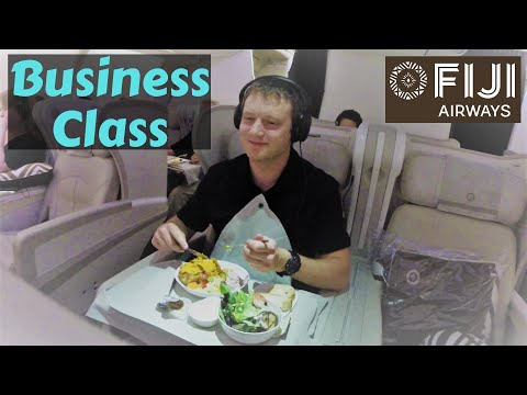 Fiji Airways - Business Class