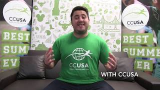 CCUSA Sofa Sessions - Episode  2 - What can you expect at the camp fair?