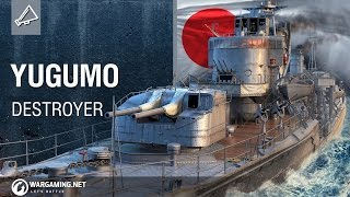 Japanese Destroyer: YUGUMO
