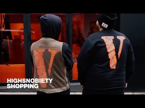 Here's What Hong Kong Wore To The VLONE Pop-Up
