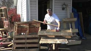How To Build A Planter From A Pallet