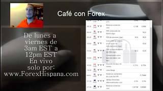 Forex con Café del 6 de Septiembre del 2017