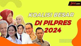 Pilpres 2024, Anies Paling Berpeluang Berpasangan Dengan AHY, Lawannya? - JPNN.com
