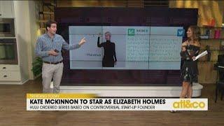 Kate McKinnon to star as Elizabeth Holmes