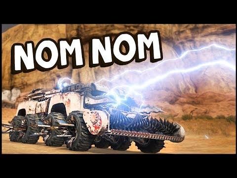 Crossout - ELECTRIC NOM NOM! (Crossout Gameplay)