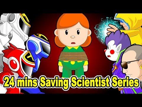 """24 mins """"Saving Scientist"""" Series"""