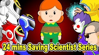 "24 mins Citi Heroes Series 10 ""Saving Scientist"""